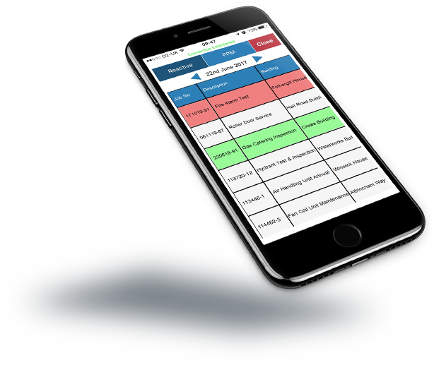 Maintenance Schedule App