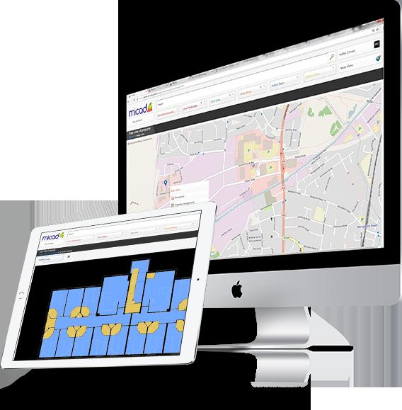 Micad4 Property Management Software